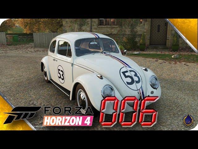 FORZA HORIZON 4 🚘 [006] Ein Käfer zum verlieben