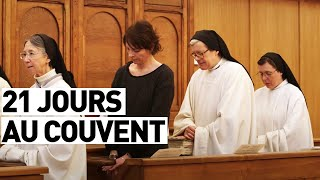 21JOURS AU COUVENT - Documentaire Immersion