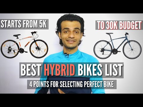 Best Hybrid Cycle List From 5 To 30K Budget | 4 Points To Keep In Mind While Buying Your Next Hybrid