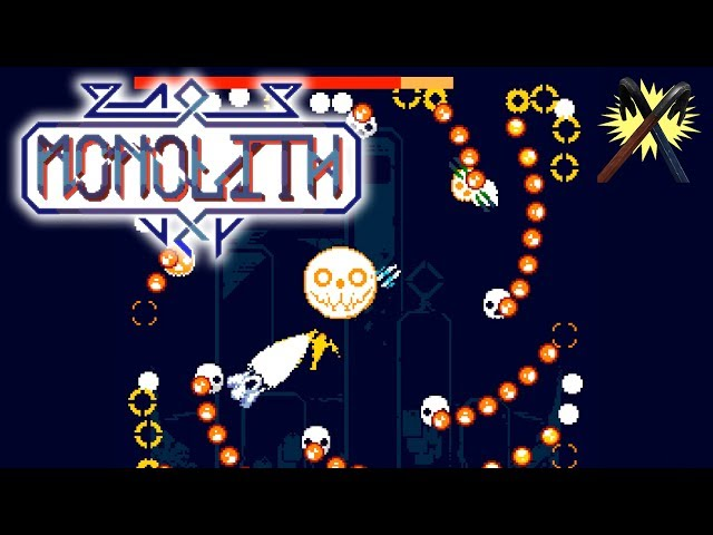 Monolith - Dungeon Delving in a Shmup Ship