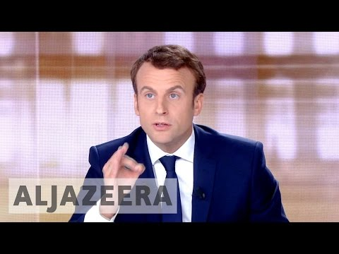 Emmanuel Macron 'wins' French presidential debate