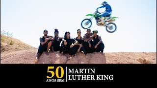 Ginga - IZA feat. Rincon Sapiência - Martin Luther King ( Coreografia Walace Rocha)