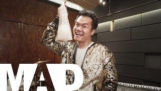 [MadpuppetStudio] ห่อหมกฮวกไปฝากป้า - ลำเพลิน วงศกร Feat. เต๊ะ ตระกูลตอ (Cover) | Bie The Ska
