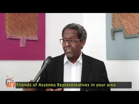 ATV: ሓጺር  መብርሂ ኣቦ ወንበር Eritrea Focus ብዛዕባ ዋዕላ `ህንጻ ደሞክራሲ ኣብ ኤርትራ`  - 24-25 ሚያዝያ 2019