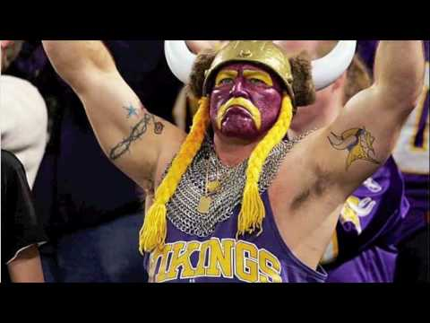 Skol Vikings vikings fight song