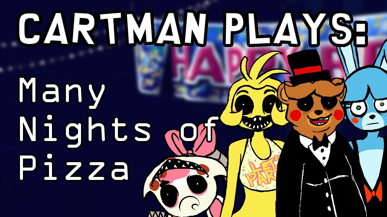 cartman dating