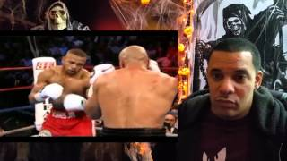 "My ReView/ReAction to Roy Jones Jr. ""Perfect Fighter"" Highlights by Kimura"
