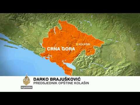 Darko Brajušković o nestanku struje u Crnoj Gori - Al Jazeera Balkans