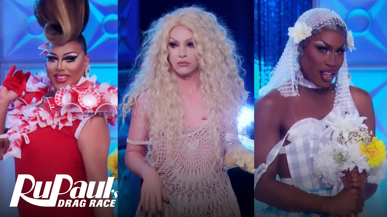 The Backyard Ball Runway | RuPaul's Drag Race All Stars