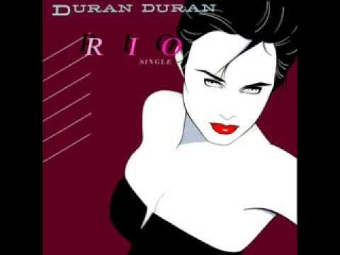 Duran Duran Rio (Cover) Version Heavy Metal