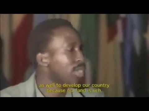 Nana Thomas Sankara speaks