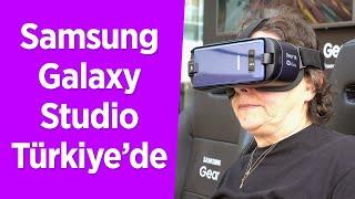 Gambar cover Samsung Galaxy Studio Türkiye'de