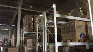 видео Аренда склада у МКАД (запад Москвы)
