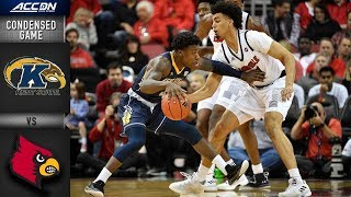 Kent State vs. Louisville Condensed Game | 2018-19 ACC Basketball