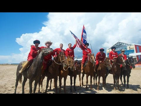 The U.S. Kok-Boru Team thanks the Kyrgyz Republic for its warm welcome!
