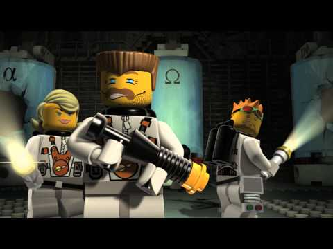 Lego:  The Adventures Of Clutch Powers - Trailer