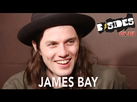 """B-Sides On-Air: Interview - James Bay Talks San Francisco, Writing """"Hold Back The River"""""""