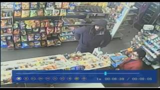 Man With Knife Robs Milk Bar in Dandenong, Doesn