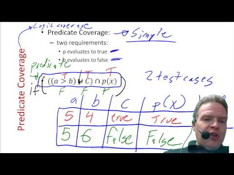 Logic Coverage Lecture