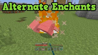 Minecraft Alternative Enchantment Uses (Console/PE)