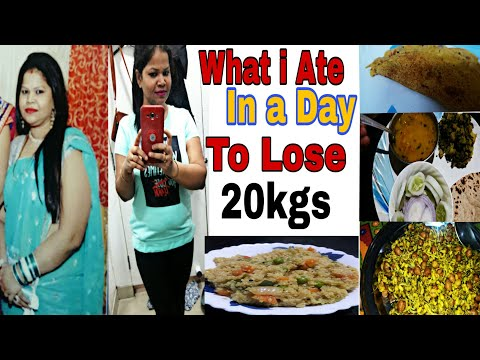 what i Ate in a day To lose weight : 20kgs / Lose5kg in 5days #indiandiet /nikkie beauty&lifestyle thumbnail