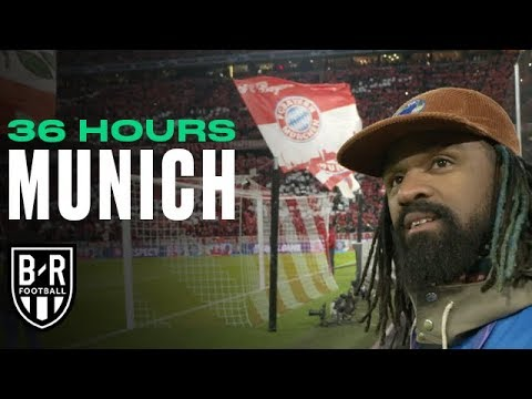 36 hours in Munich—Fernando Perez Watches Bayern Munich vs. Liverpool, Hits the Brauhaus