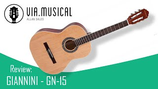 Giannini - GN-15 - Review