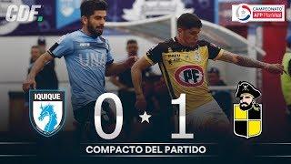 Deportes Iquique 0  - 1 Coquimbo Unido | Campeonato AFP PlanVital 2019 Segunda Fase | Fecha 2 | CDF