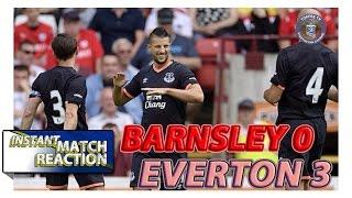 Video Gol Pertandingan Barnsley FC vs Everton
