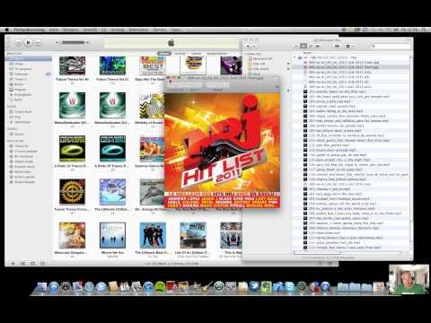 Hur man lägger till musik album i iTunes och till sin iPhone