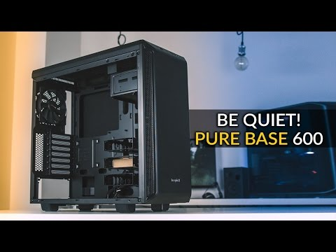 Корпус ATX BE QUIET Dark Base PRO 900 Без БП чёрный