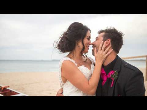 Carbis Bay Beach Club Wedding of Sophie & Darren