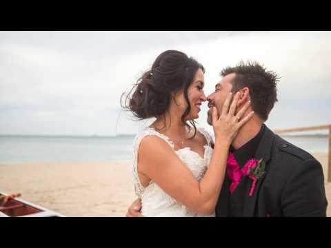 Carbis Bay Beach Club Wedding of Sophie & Darren