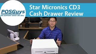 Star Micronics CD3 Cash Drawer Review - POSGuys.com