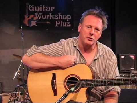 Tony McManus at Guitar Workshop Plus