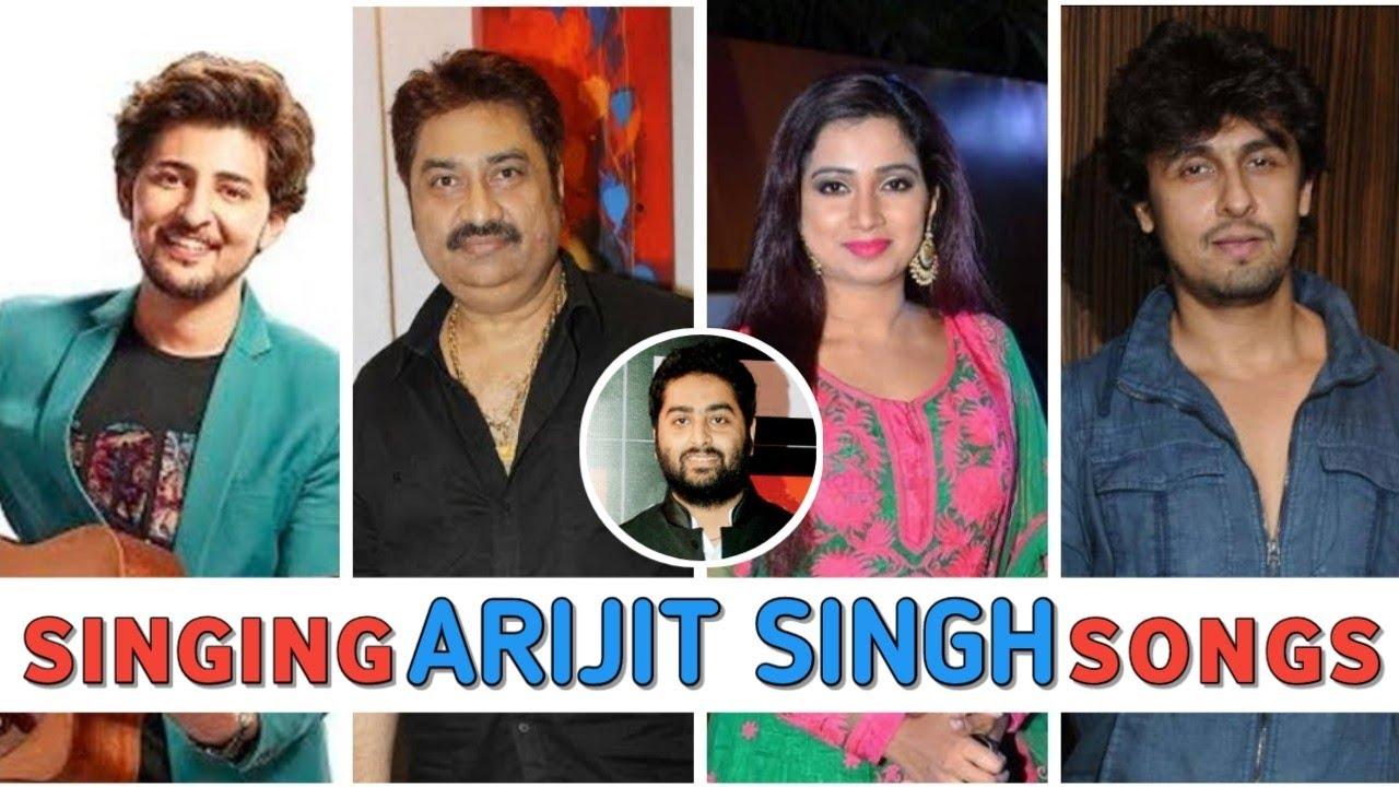 Who Can Sing Arijit Singh's Song Better | Ft. Armaam Malik, Kumar Sanu, Sonu Nigam, Shreya Ghoshal 🔥