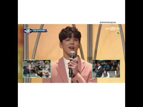 I Can See Your Voice Mingyu (cute)