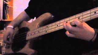 Isis   Holy Tears Bass Cover youtube