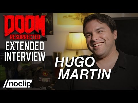 Hugo Martin on the Creativity Behind DOOM - Extended Interview