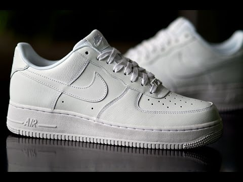 How To Clean Air Force 1s easy simple steps