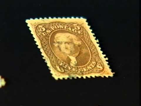 Ron Umile Rare Stamp Specialist Discusses Stamp Prices