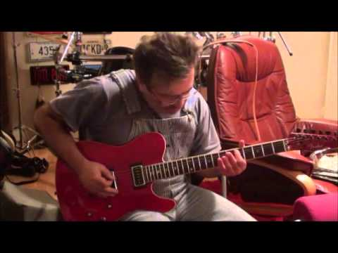 Fender Telecaster FMT HH & Duesenberg Pickups - Sound Test 1 - YouTube