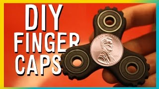how to make a finger spinnerfidget toy imazi. Black Bedroom Furniture Sets. Home Design Ideas