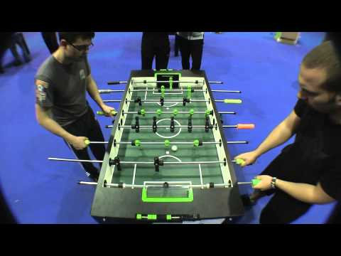 II. Hungarian Leonhart Open ITSF Pro Tour 2014 Open Singles Detre Vs Csige