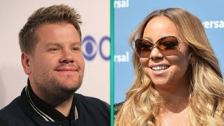 Mariah Carey Didn't Want to Sing on James Corden's 'Carpool Karaoke'