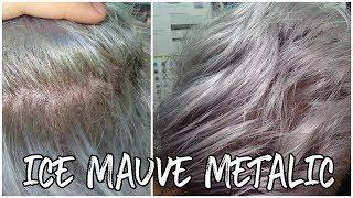 Coloration : Ice Mauve   Crazy Color Sulyh