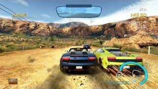 Need for Speed Hot Pursuit Autolog Recommends - Sun, Sand and Supercars