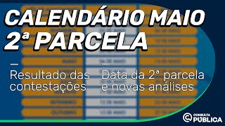 CALENDÁRIO AUXÍLIO EMERGENCIAL MAIO: 2ª parcela, contestação, resultados e nova análise!