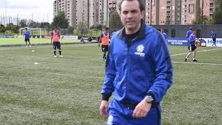 Memorias Curso Fútbol Élite Juvenil en Bogotá