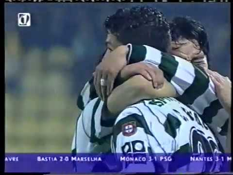 12J :: Beira Mar - 1 x Sporting - 3 de 2002/2003